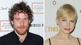 Michelle Williams a Dustin Yellin