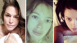 Poznáte všechny slavné ženy krátce po probuzení?