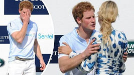 Princi Harrymu se dostalo velké cti.