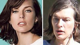 Dvě tváře Milly Jovovich