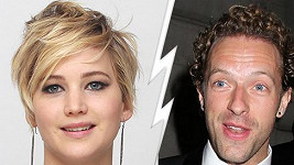 Jennifer Lawrence dala Chrisi Martinovi sbohem...