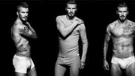 David Beckham je tváří nové kolekce spodního prádla.