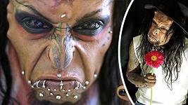 Caim Mortis za poslední roky doladil svůj ďábelský vzhled.