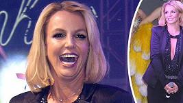 Britney Spears převzala klíč k městu Las Vegas.