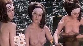 Naďa Urbánková a Jaroslava Obermaierová ve filmu Radúz a Mahulena