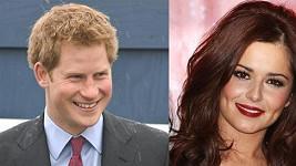 Harry a Cheryl Cole jako princezna?