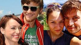 Táňa Vilhelmová se svým milým Vojtou Dykem se na palubě letadla potkali s Pavlem Čechákem a jeho novou kočkou Berenikou Kohoutovou.