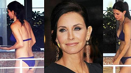 Courteney Cox v Miami.
