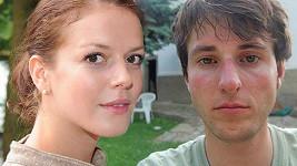 Andrea a její nový přítel Jakub.
