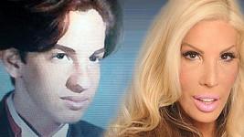 Vzhled Nicole nyní (vpravo) a před přeměnou pohlaví.