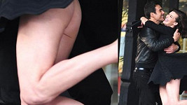 Milla Jovovich se při natáčení rozvášnila.