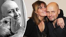 Manželka Zdeňka Pohlreicha statečně bojuje s agresivním typem rakoviny.