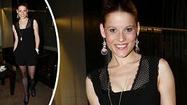 Michaela Gemrotová je hvězdou Fantoma opery.