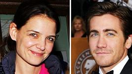 Katie Holmes a Jake Gyllenhaal