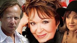 Karel Roden, Jiřina Bohdalová a Zlata Adamovská už si díky seriálům vydělali pořádný balík.