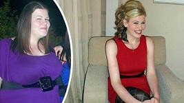 Danielle Pendlebury začala hubnout v 19 letech.