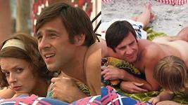 Roman Vojtek se před dvěmi lety v rámci své role musel svléknout do naha.