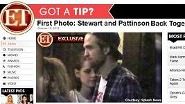 Kristen Stewart se nakonec dočkala. Robert jí dává druhou šanci.
