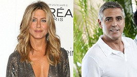Jennifer Aniston, George Clooney