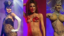 Honolulu hostilo o víkendu soutěž o nejlepšího transvestitu a transsexuála.