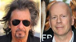 Al Pacino, Bruce Willis