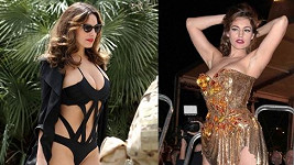 Kelly Brook v Cannes.