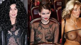 Cher, Laetitia Casta a Jay Nichols.