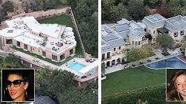 Nemovitosti Gisele a Rihanny jsou úchvatné.