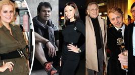 Ornella Štiková a celebrity, které letos urazila