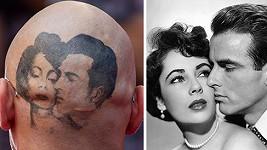 James Franco si pořídil nové tetování...