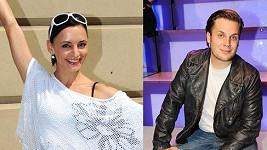 Tomáš Savka a Zuzana Pokorná