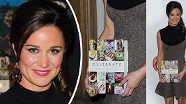 Pippa Middleton vydala knihu s názvem Celebrate.