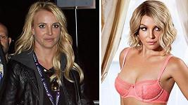 Britney Spears dala znovu přednost dlouhým vlasům.
