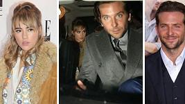 Bradley Cooper a Suki Waterhouse.