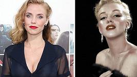 Marilyn Monroe ztvární v minisérii Kelli Garner.