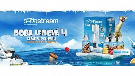 Sodastream - UPOUTÁVKA