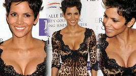 Halle Berry v Beverly Hills.