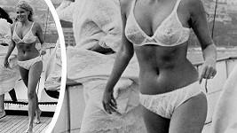 Olga Schoberová. Tohle tělo vzrušovalo ženy i muže.