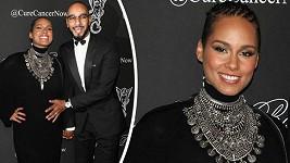 Alicia Keys bude brzy dvojnásobnou maminkou.