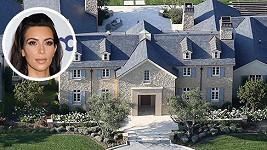Kim, Kanye a North budou nejspíš bydlet v tomto luxusu se dvěma bazény.