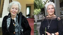 Květa Fialová a Kamila Moučková