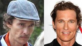 Matthewa McConaugheyho hubnutí neuvěřitelně změnilo.