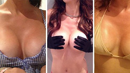Podobnými snímky Alicia Young zásobuje své obdivovatele.