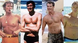 Který James Bond byl nejvíc sexy?
