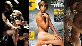 Bruce Willis, Sascha Baron Cohen a Brad Pitt. Který by to u vás vyhrál?