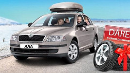 AAA Auto zimní pneu