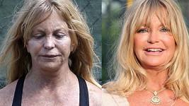 Goldie Hawn by se příště měla aspoň trochu přikrášlit.