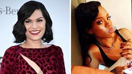 Jessie J se nepřímo obula do Rihanny.