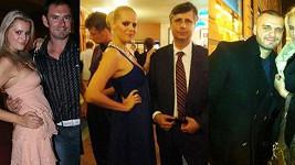 Ornella Štiková se známými osobnostmi