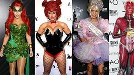 Kim Kardashian, Coco Austin, Fergie a Heidi Klum.